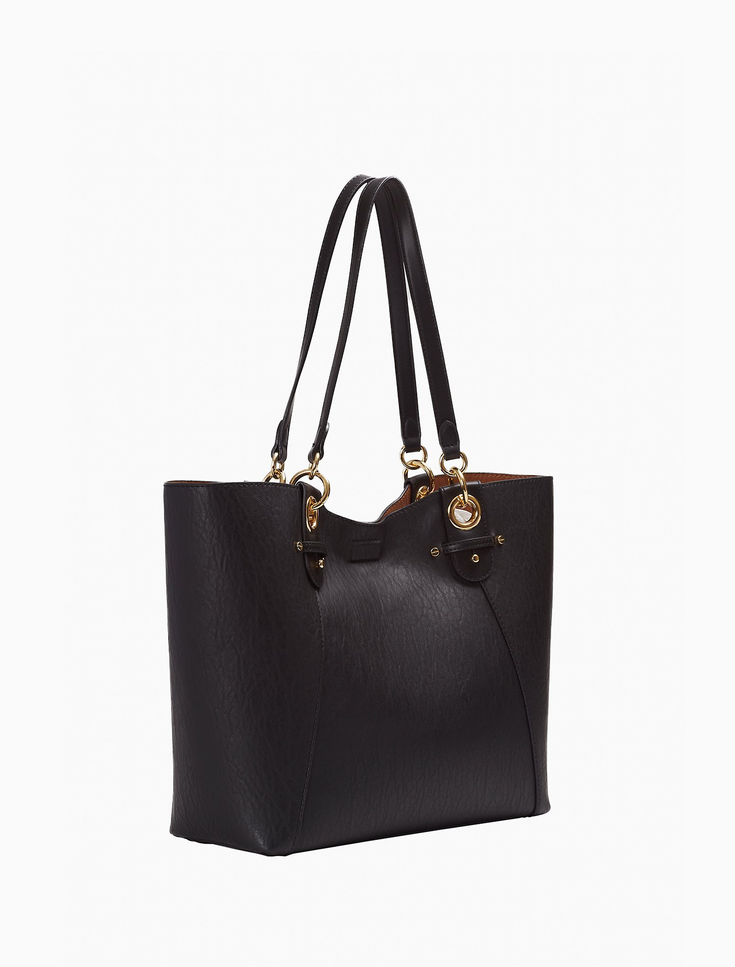 Olivia Reversible Tote Bag + Zip Pouch